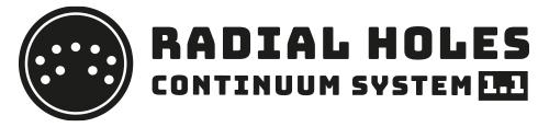 Radial Holes Continuum System 1.1